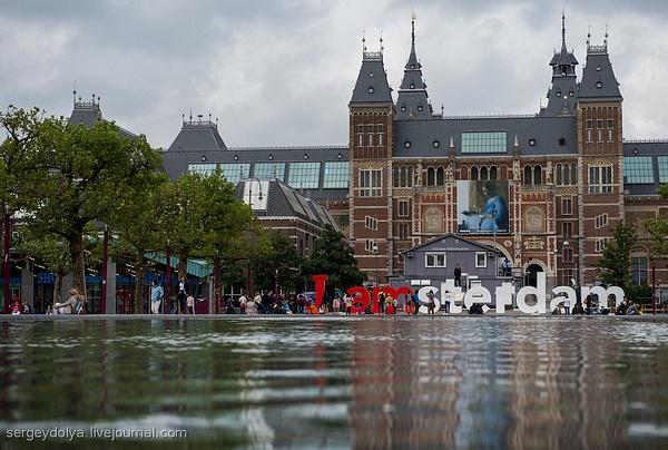 Amsterdam by sdolya by sdolya