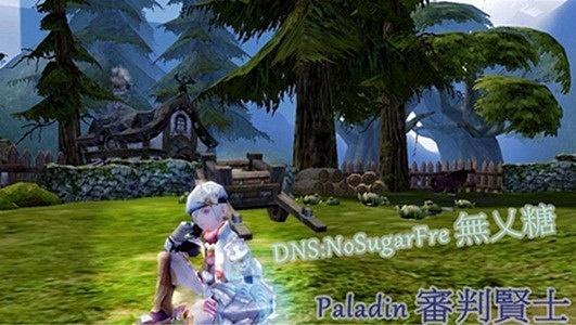 DN_Paladin by KezWill