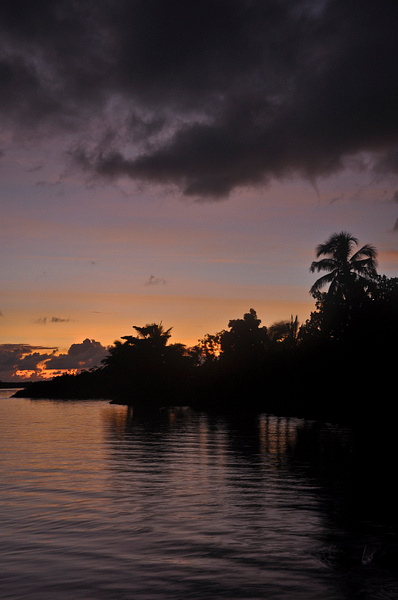 Savaii sunrise by soulJAH