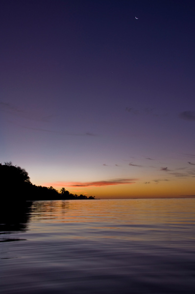 Savaii Sunset by soulJAH