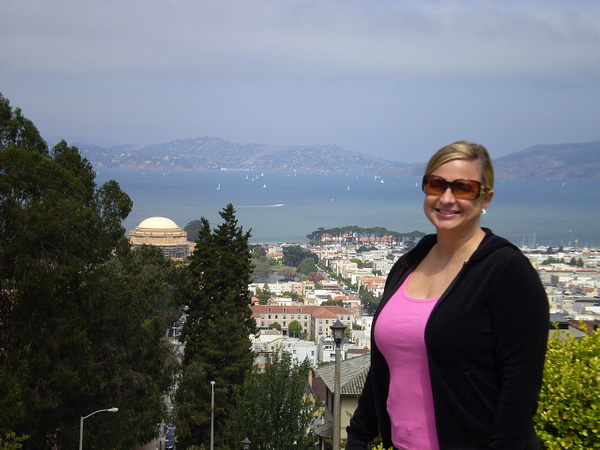 Bridget's Trip to SF by SheilaK