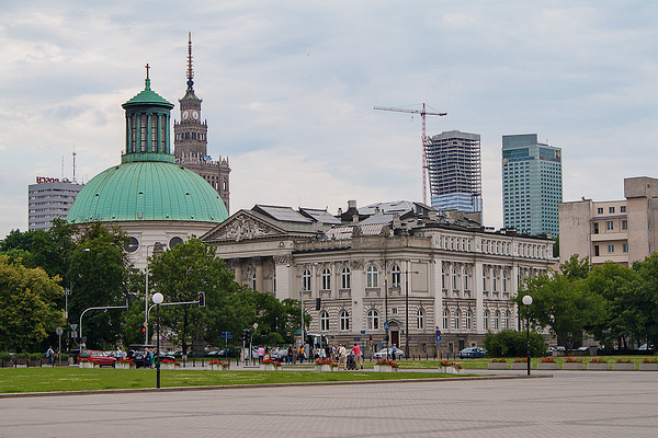 Warsaw by dimelord