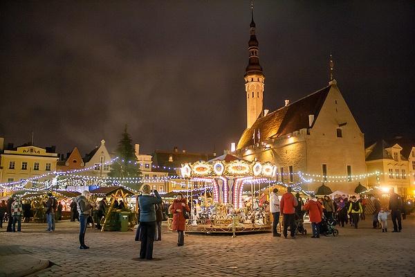 Tallinn by dimelord