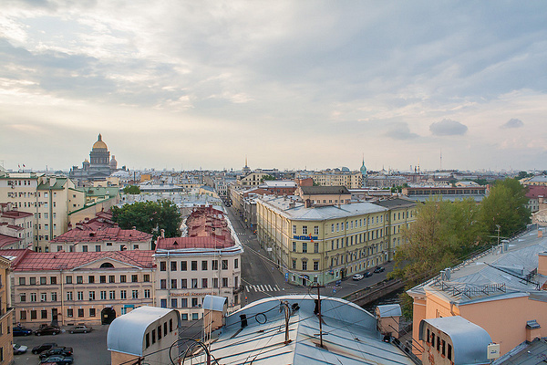 Spb_roofs by dimelord