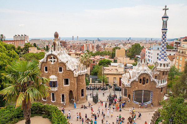 Barcelona by dimelord