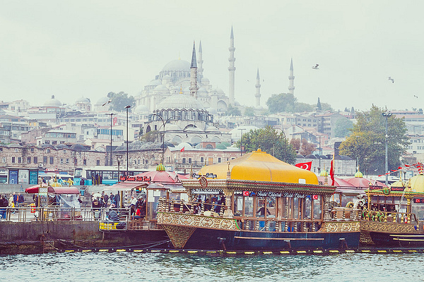 Istanbul by dimelord