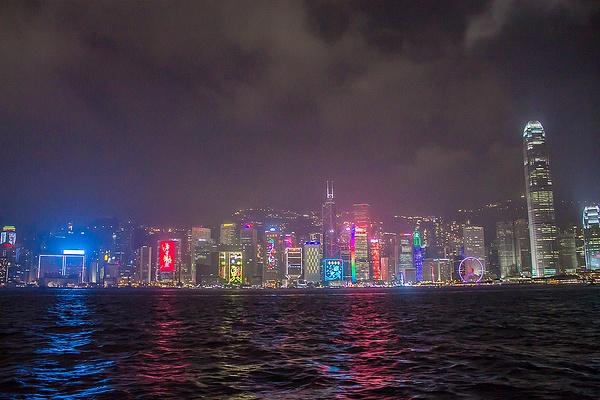 HongKong by dimelord