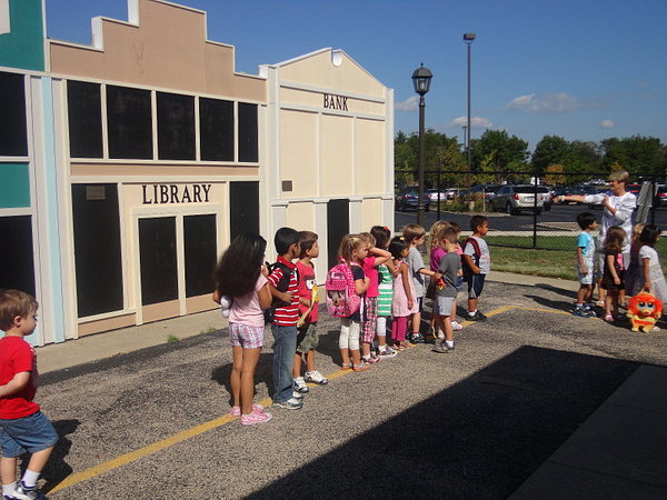 Maya's 1st Day Preschool by mommy19