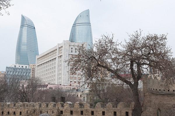 Baku 2013 by Muzzyenn