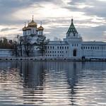 Kostroma and Rybinsk on Mayday 2013