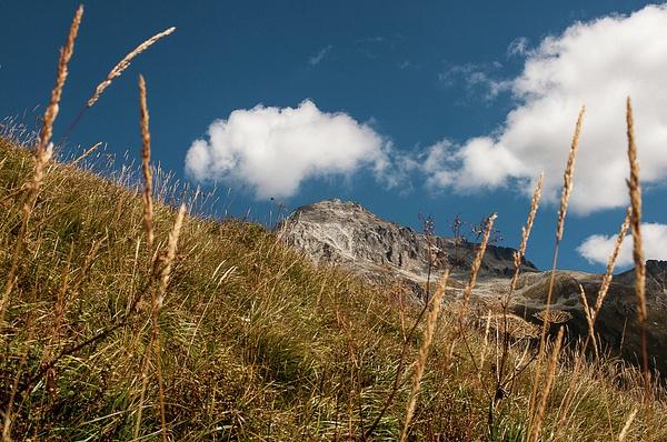 Dombai hiking 2012 by Muzzyenn
