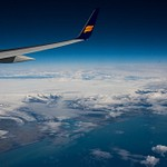 Icelandic airplane view 2014