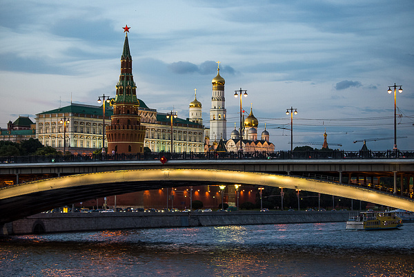 Moscow summer walking 2015 by Muzzyenn