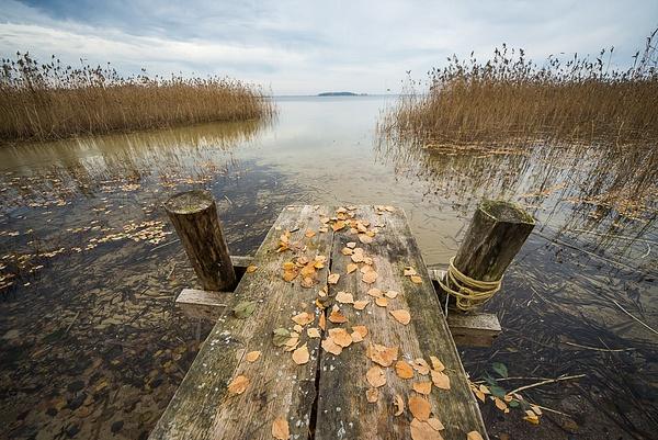 Braslav Lakes by Muzzyenn