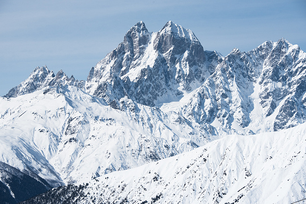 Svanetia Mountains 2017 by Muzzyenn