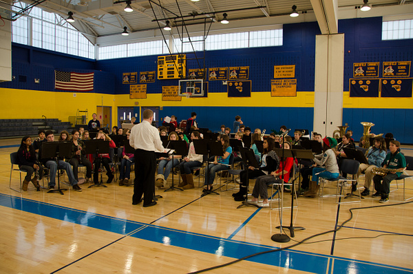 2012 Band/Choir Winter Concert by Northfield Community School