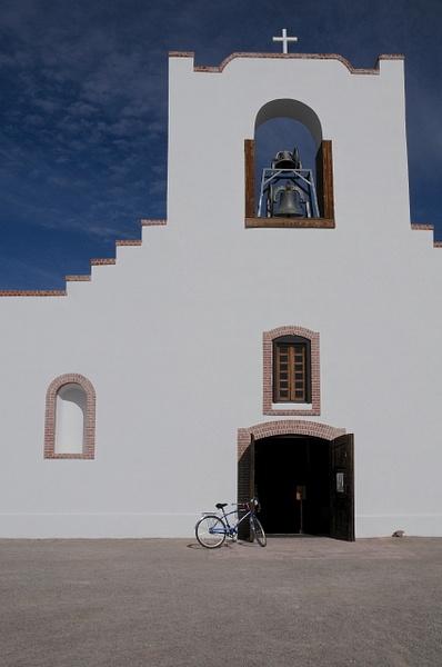Arizona Mission and Mothballed by Marv Ferg
