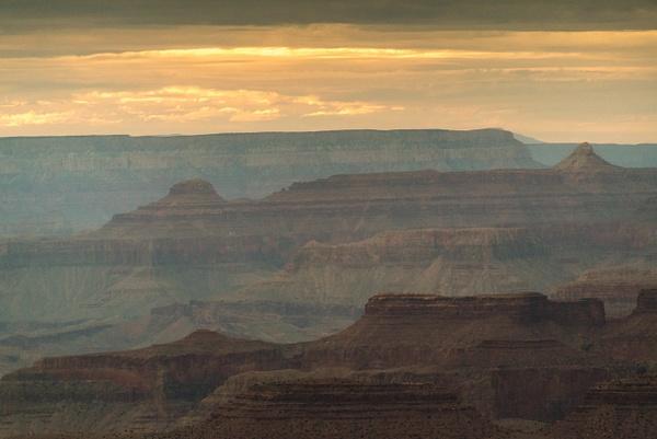 2016Nov Grand Canyon South Rim by Willis Chung