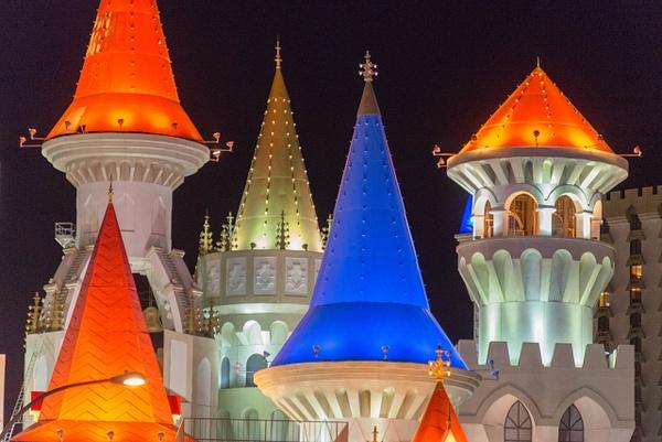 2016Nov Las Vegas Sights by Willis Chung