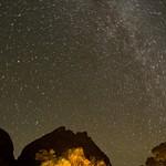 2017Aug Milky Way Zion Lodge