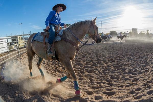 2017Nov Las Vegas High School Rodeo by Willis Chung