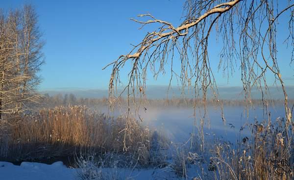 Rare sunny day in Vaasa