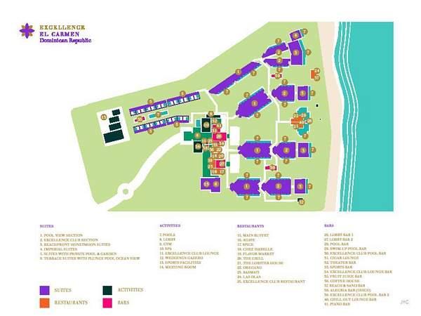 Resort Maps By Flipflopman