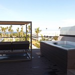 Excellence El Carmen_Terrace Suite with Plunge Pool
