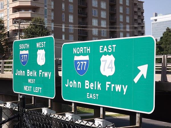The Belk Freeway by DMont