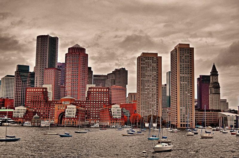 Boston in October