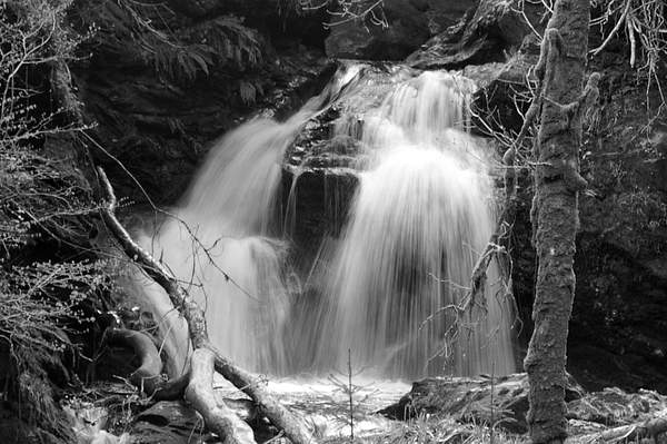 Argyll Forest Waterfall