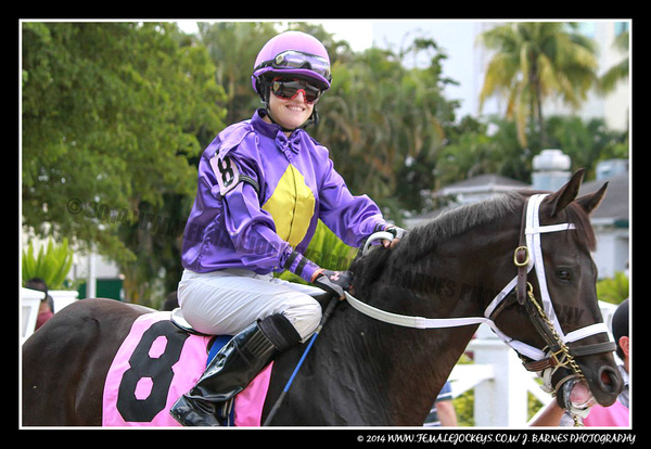 Gulfstream Park West 2014 by Chris Forbes