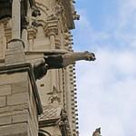 2015-09-04-Paris, FR-The Gargoyles and Chimeras of Notre Dame