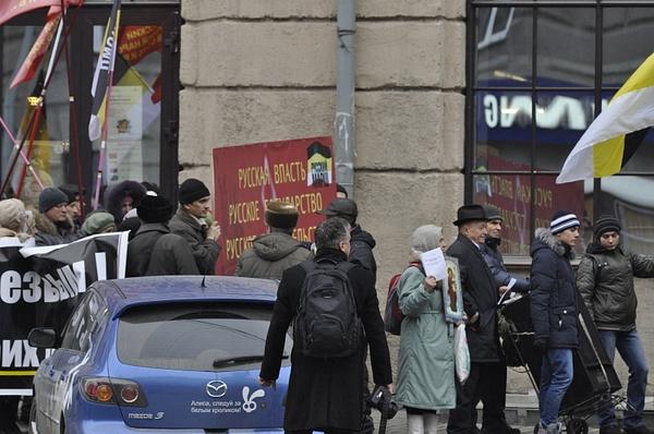 Русский марш by ElenaSavva