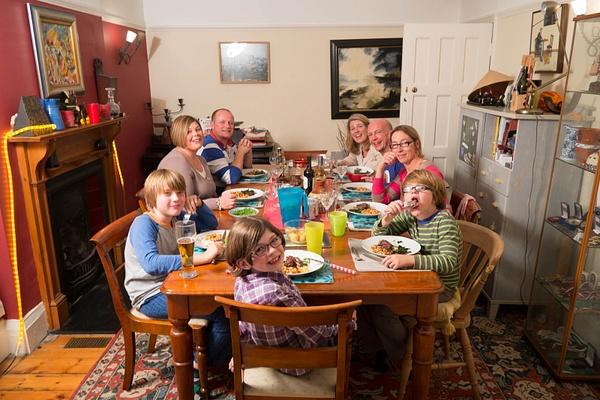 Farewell Dinner by Adam Bainbridge