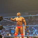 Ezekial Jackson vs Cody Rhodes