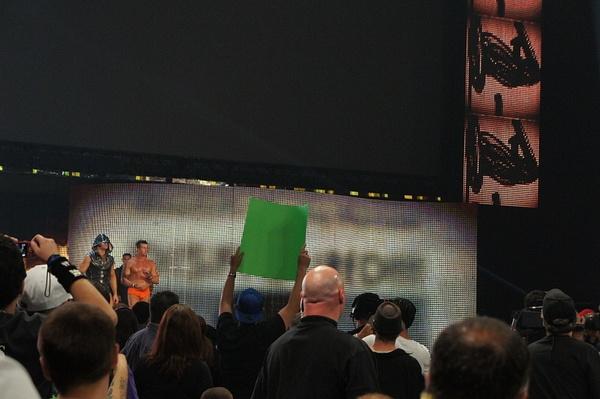 Ezekial Jackson vs Cody Rhodes by SlytherinDiva by SlytherinDiva