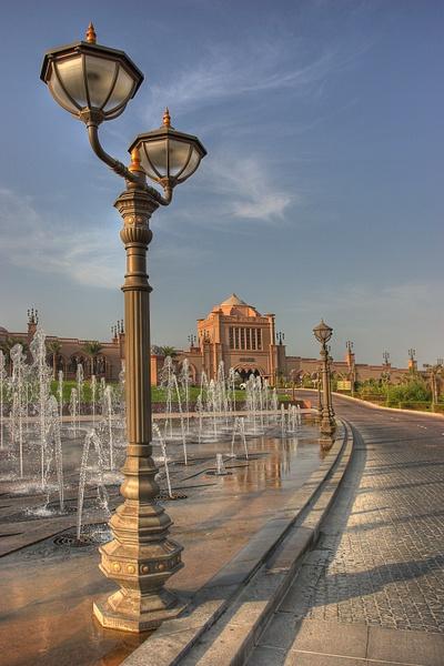Abu-Dhabi by Vladyslav Kucheruk