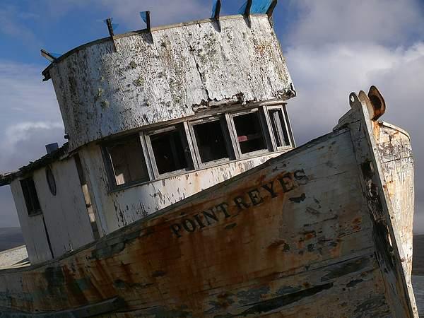 Point Reyes Boat 222