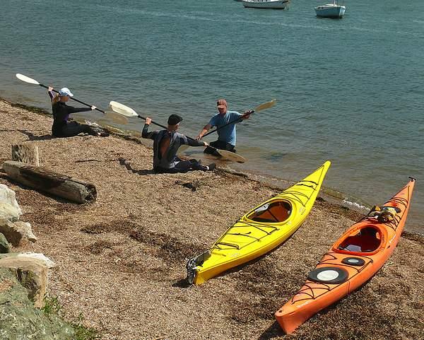 Kayak Lesson 222