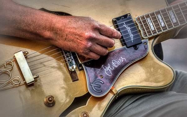 le guitariste des rues