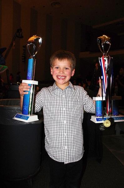 South Carolina Dance Champ by Rick Cook