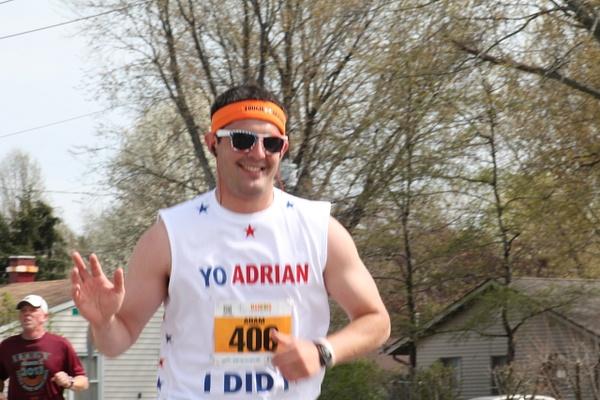 Illinois Marathon by GreggJacobs