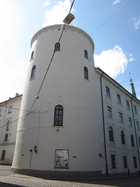 Riga castle by Clarissa