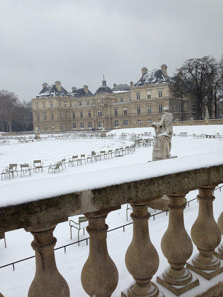 Palais de Luxembourg by Clarissa