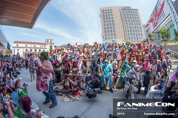Saturday: 9am - 1pm by Fanime2014
