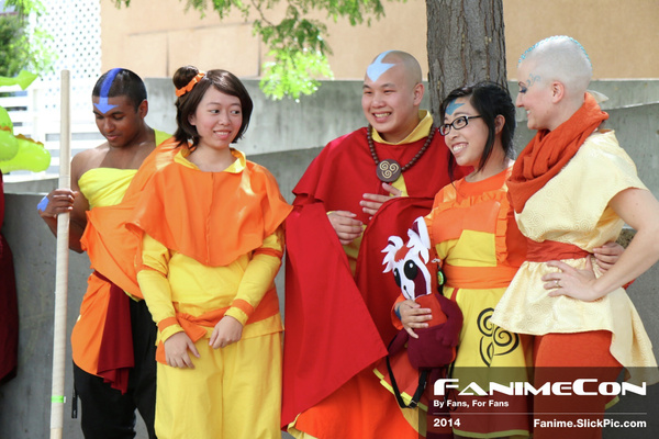 Sunday: 1pm - 4pm by Fanime2014