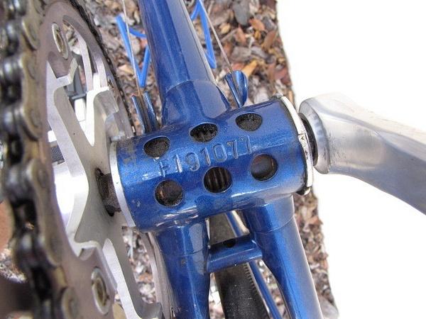 Bike Frame ID by weaksidehelp