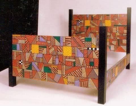 Art furniture by Felipe Zapata