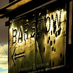 Route 66, California - Barstow to Amboy - 2008